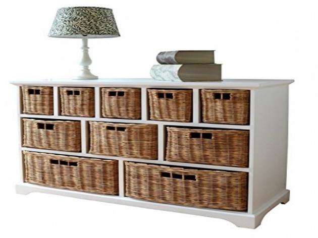 Picture of Bathroom Storage Cabinets With Wicker Drawers House Decor Wicker Storage Cabinets