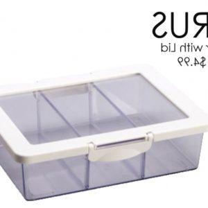 Tea Bag Storage Container