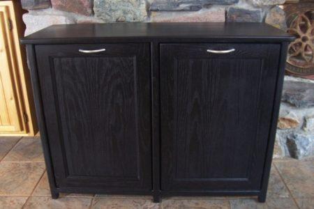 Trash Bin Storage Cabinet