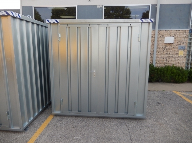 Picture of Temporary Portable Storage Unitpod Rental Iowa City Cr Pods Storage Containers