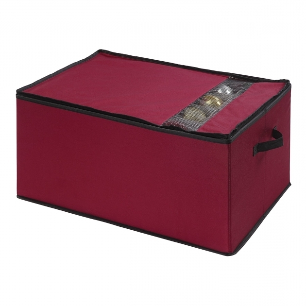 Stunning Oia Christmas Ornament Storage Box Reviews Wayfair Ornament Storage Containers