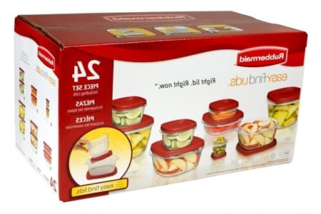 Rubbermaid Kitchen Storage Containers