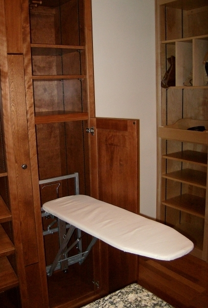 Stylish Inspirations Space Saving Solution With Ironing Board Cabinet Ironing Board Storage Cabinet
