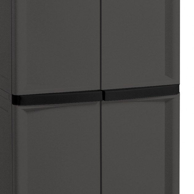 Stylish Sterilite 4 Shelf Cabinet Flat Gray Walmart Sterilite 4Shelf Utility Storage Cabinet