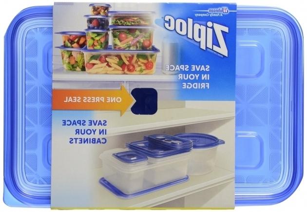 Stylish Ziploc Food Storage Container Large Rectangle 2 Ct 025700709411 Ziploc Food Storage Containers