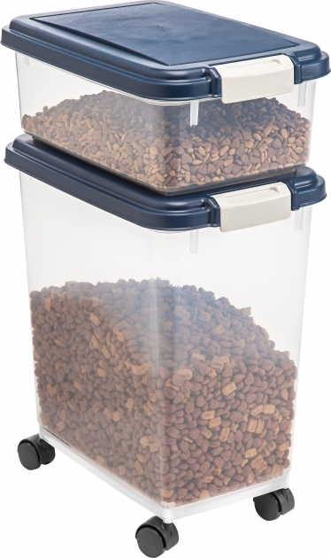 Alluring Iris Airtight Food And Treat Combo Container Walmart Airtight Dog Food Storage Containers