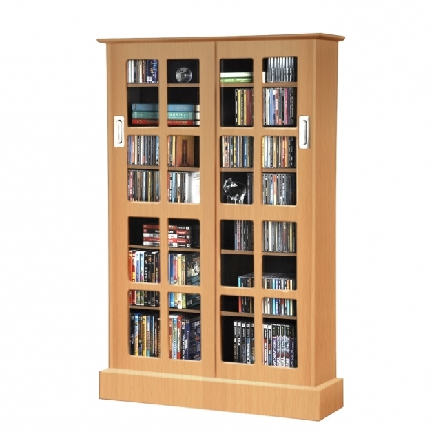 Alluring Media Folding Tower 153 Cds Or 72 Dvds And Bluray In Black Blu Ray Storage Cabinet