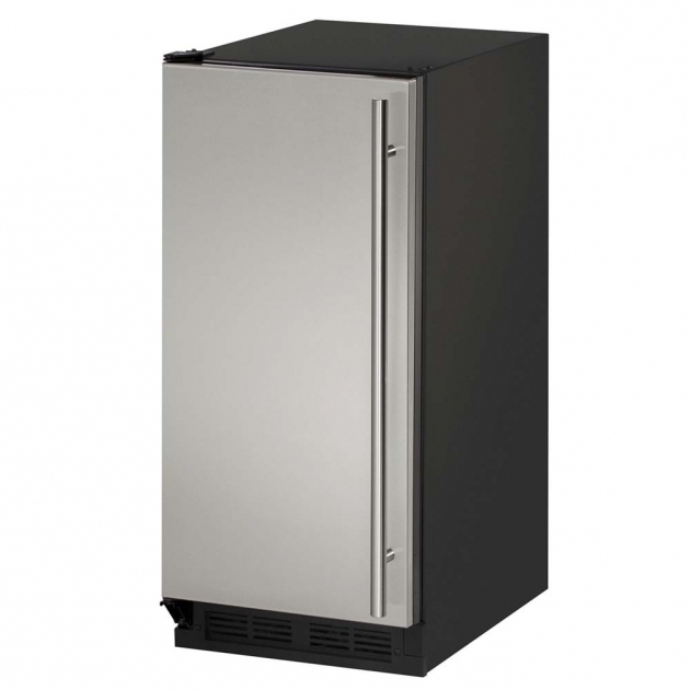 Alluring U Line Clr1215s 00b 1000 Series Clear Ice Maker Black Cabi Uline Uline Storage Cabinets