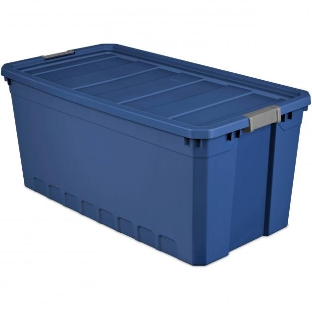 Alluring Ziploc 60 Qt Weathershield Storage Box Clear Walmart Weather Tight Storage Containers