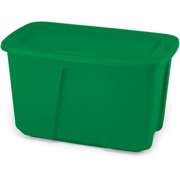 Amazing Homz 18 Large Clear Storage Bin Set Of 6 Walmart Plastic Storage Bins With Lids