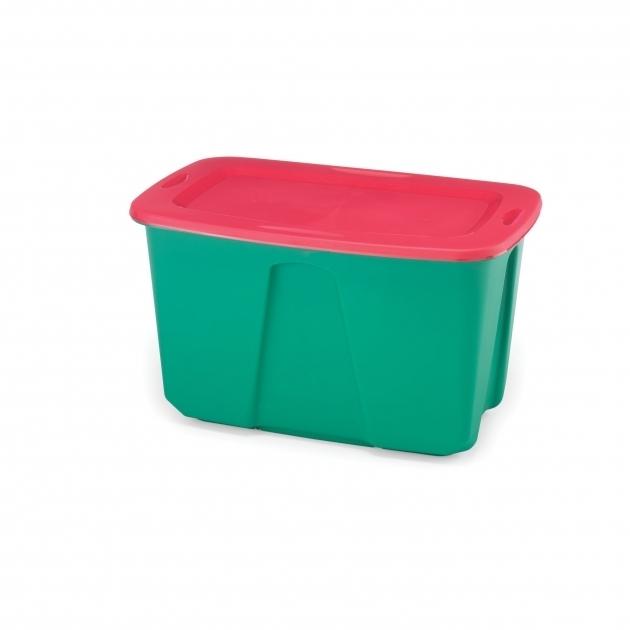 Amazing Homz Homz 32 Gallon Holiday Storage Bin Reviews Wayfair Teal Storage Bins