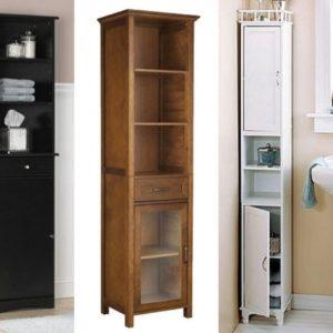 Skinny Storage Cabinet