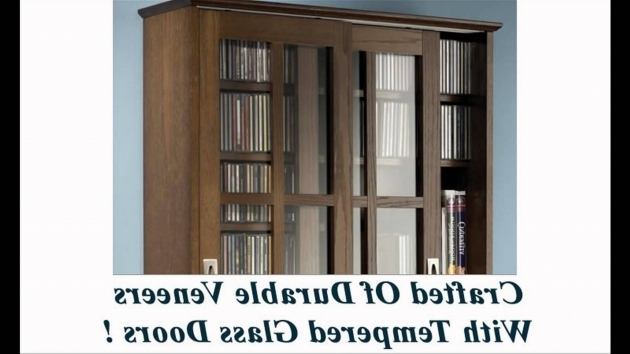 Awesome Dvd Storage Cabinet With Doors Youtube Dvd Storage Cabinet With Doors