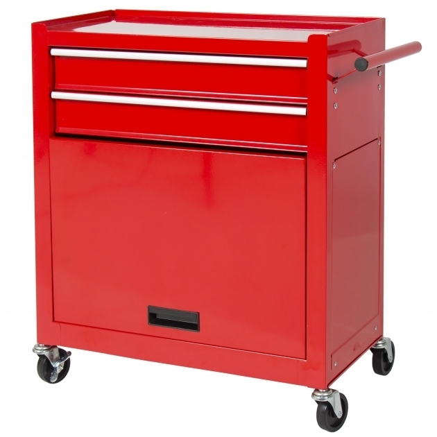 Best Best Choice Products Portable Top Chest Rolling Tool Storage Box Rolling Storage Cabinet With Drawers
