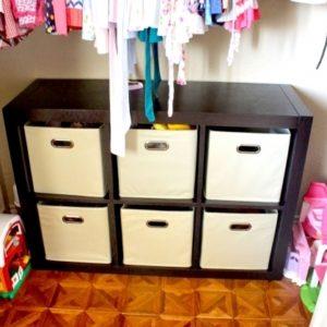 Storage Bins For Closet