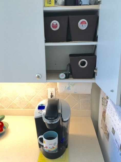 Fantastic Keurig K Cup Organization Solution Bed Bath And Beyond Storage Bed Bath And Beyond Storage Containers