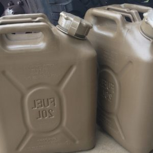 Fuel Storage Containers
