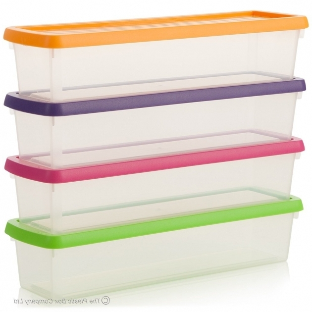 Gorgeous Long Plastic Storage Containers Hms Hefty Under Bed Storage Long Plastic Storage Bins
