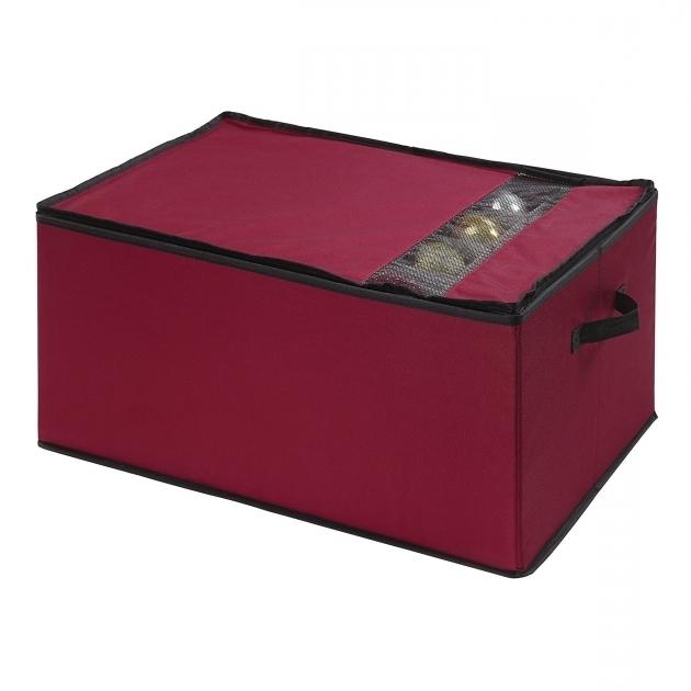 Gorgeous Oia Christmas Ornament Storage Box Reviews Wayfair Christmas Ornament Storage Container