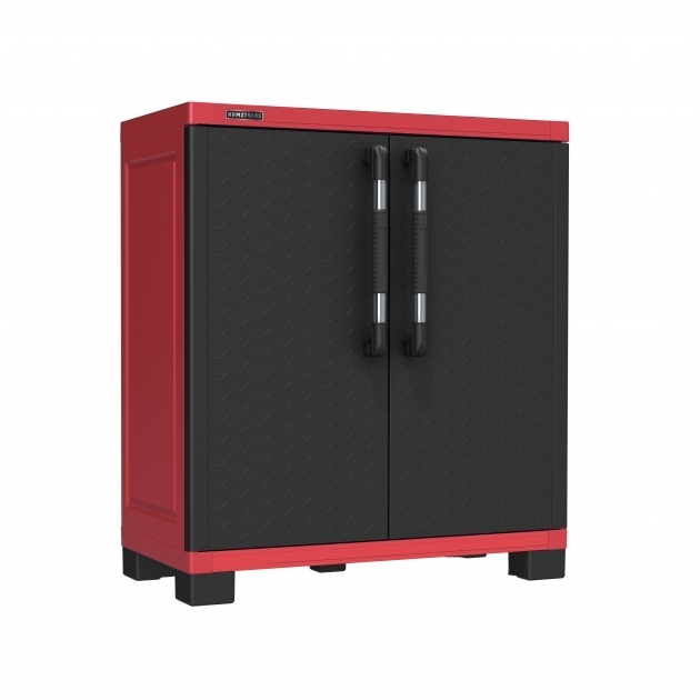 Gorgeous Resin Storage Cabinets With Doors Creative Cabinets Decoration Suncast Base Storage Cabinet