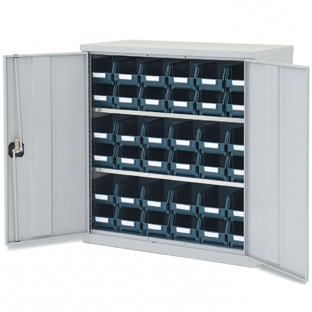 Image of Storage Bins Lockable Bin Cupboard Storage Bins With Locks