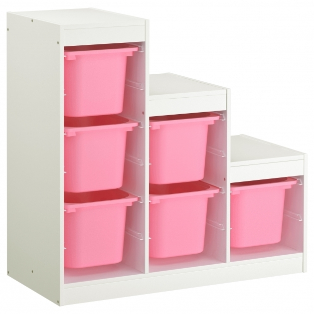 Image of Trofast Toy Storage Series Combinations Boxes Lids Ikea Ikea Toy Storage Bins