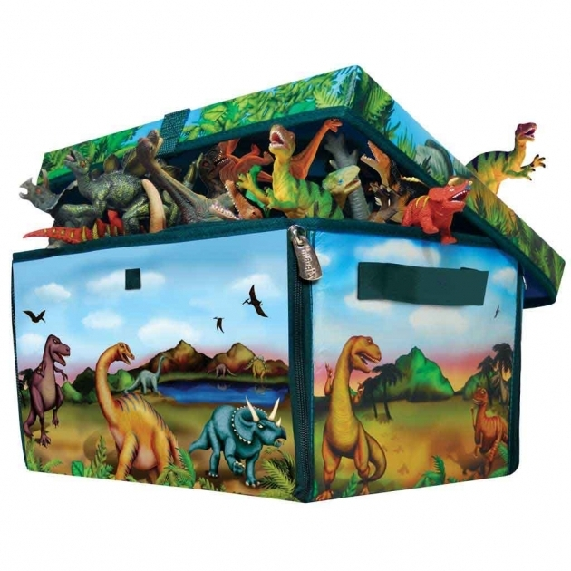 Incredible Dinosaur Storage Boxplaymat The Dinosaur Farm Dinosaur Storage Bin