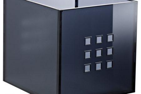 Plastic Cube Storage Bin