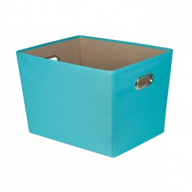 Incredible Triton Products Locbin Small Wall Storage Bin 24 Piece With 2 Teal Storage Bins