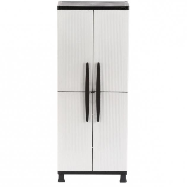 Inspiring Plastic Free Standing Cabinets Garage Cabinets Storage Plastic Garage Storage Cabinets