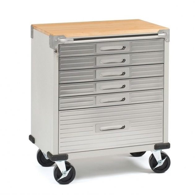 Outstanding Details About Steel 6 Drawer Metal Rolling Storage Cabinet Tool Rolling Storage Cabinet With Drawers
