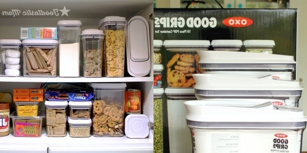 Outstanding Lets Get Organized With Oxo And The Container Store Foodtastic Mom Container Store Storage Bins