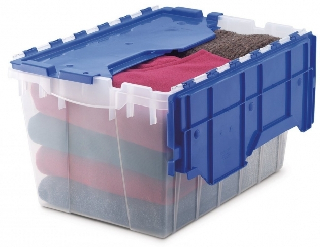 Outstanding Plastic Storage Bins With Lids Modern Kitchen Design With Clear Plastic Storage Bins With Lids
