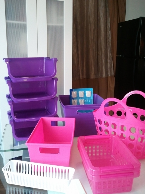 Picture of Dollar Tree Haul Bins And Containers I Could Not Use Youtube Dollar Tree Storage Bins