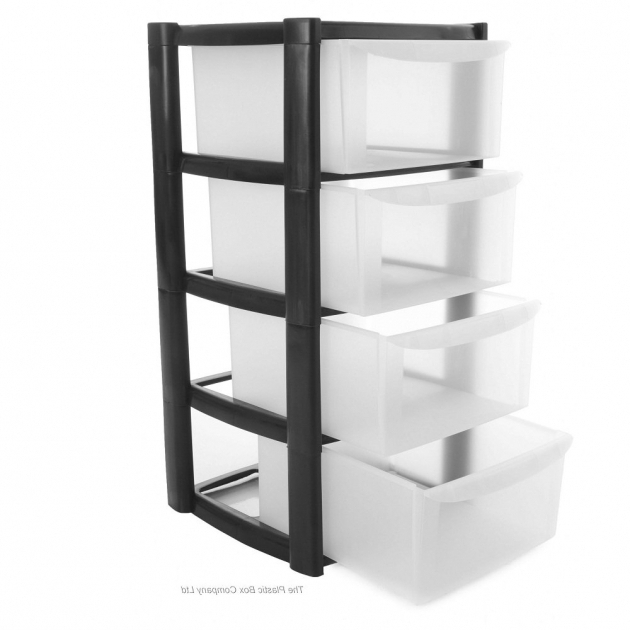 Picture of How To Decorate Plastic Storage Containers With Drawers Plastic Storage Bins With Drawers