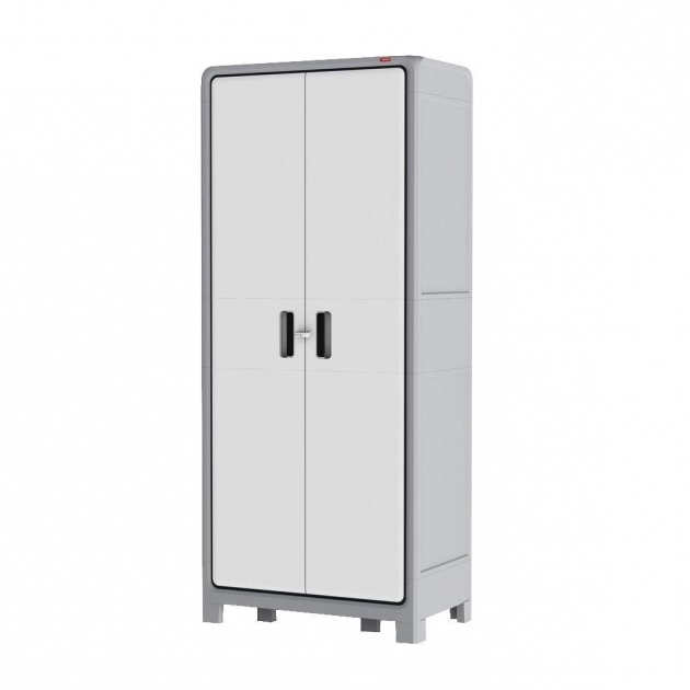 Picture of Resin Garage Cabinets Storage Systems Garage Storage Resin Storage Cabinets
