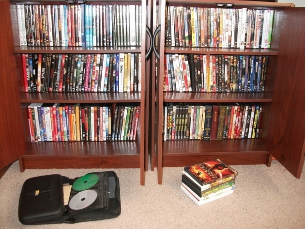 Stunning Dvd Shelving Ideas Dvd Storage Cabinet With Doors