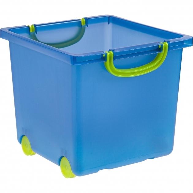 Stunning Iris Toy Storage Bin Reviews Wayfair Teal Storage Bins