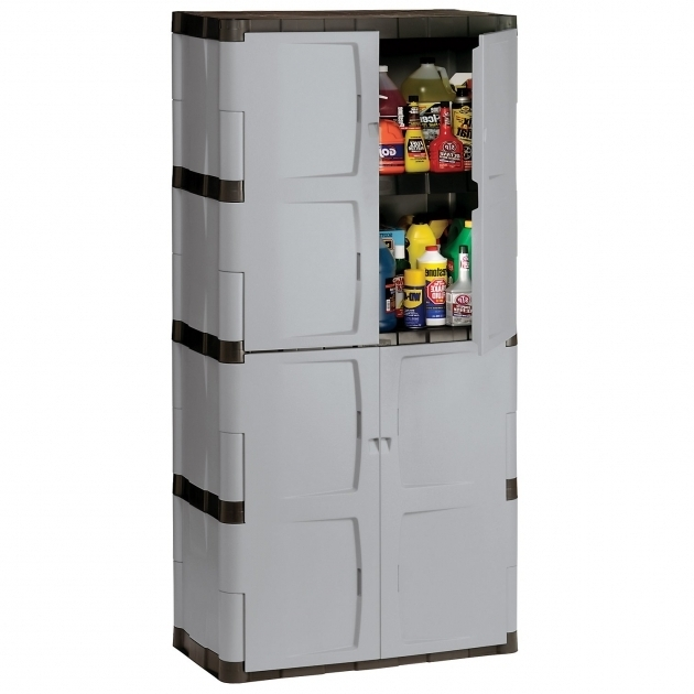 resin storage cabinets plastic storage cabinet with doors storage designs 25504