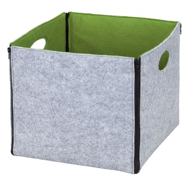 Stylish Storage Cute Fabric Storage Bins With Unique Scissors Prints In Fabric Storage Bins With Lids