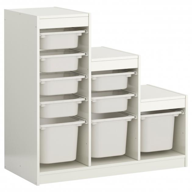 Stylish Trofast Toy Storage Series Combinations Boxes Lids Ikea Ikea Toy Storage Bins