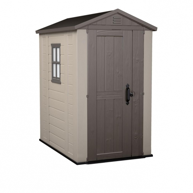 Alluring Plastic Sheds The Home Depot Home Depot Outdoor Storage Cabinets