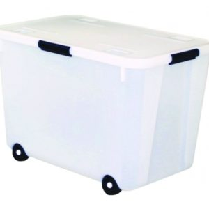 Storage Bins With Wheels