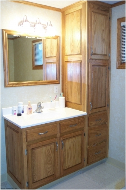 Outstanding Bathroom Countertop Storage Cabinets Creative Bathroom Decoration Bathroom Countertop Storage Cabinets